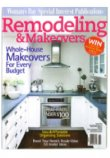 Remodeling And Makeovers