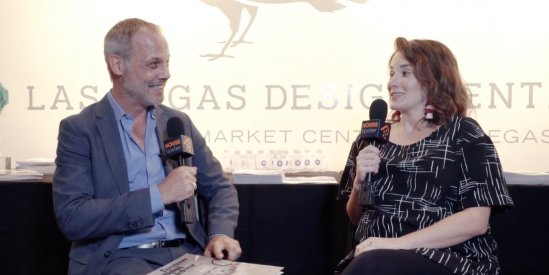 2018 LVMKT SUMMER Nicole Davis of Furniture Lighting Decor Interview with Christopher Grubb